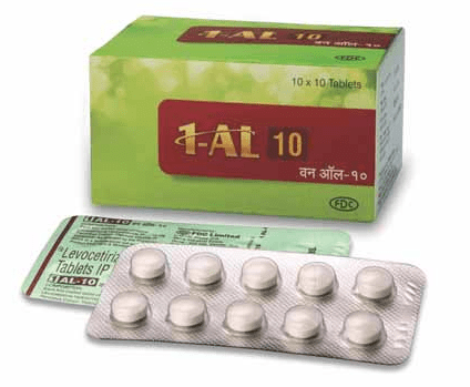 1 AL 5 MG TABLET