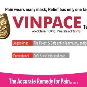 VINPACE 5 MG TABLET