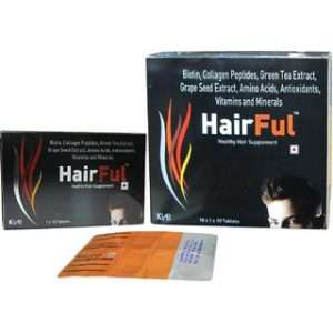 SNT Hairful Healthy Hair Supplement, 10 Tablet(s)