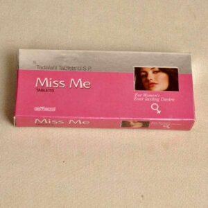 Miss Me TabletFor Women's Ever Lasting Desire
