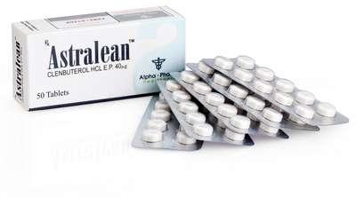 Astralean Tablets – Alpha Pharma