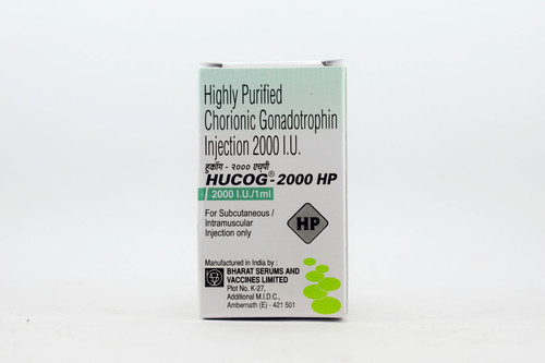 HUCOG-2000 HP Injection – Bharat Serums & Vaccines Ltd