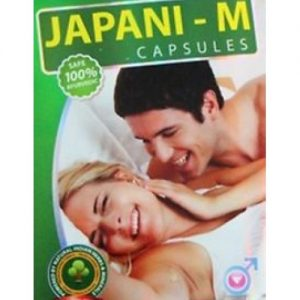 Japani Capsules For Men