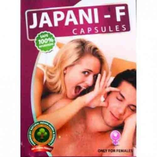 Japani Capsules For Women