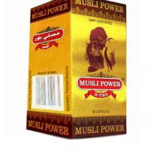 Musli Power X-Tra Capsule
