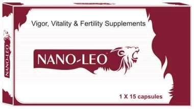 Nano Leo Soft Gelatin Capsule