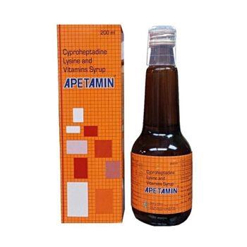 Apetamin Syrup