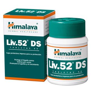 Himalaya Liv. 52 DS Tablet