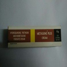 Metasone Plus Cream