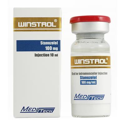 Winstrol ( Stanozolol ) 100mg By Meditech