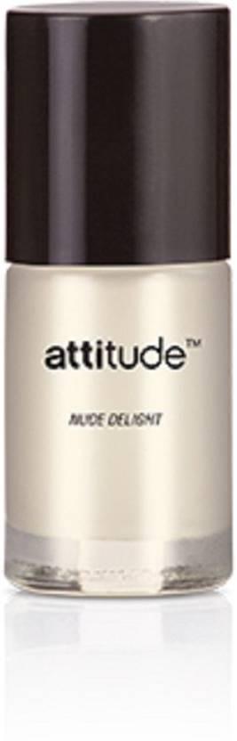 Attitude Nail Enamel Nude Delight 6 ml