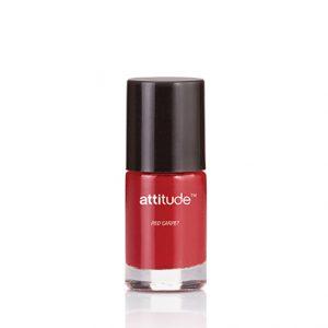 Attitude Nail Enamel Red Carpet 6 Ml