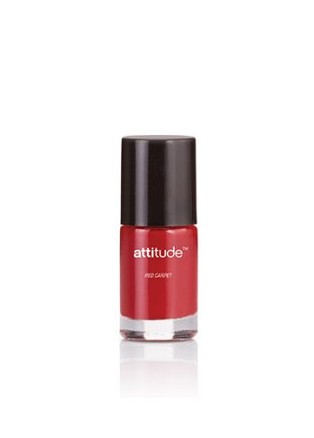 Attitude Nail Enamel Red Carpet 6 ml