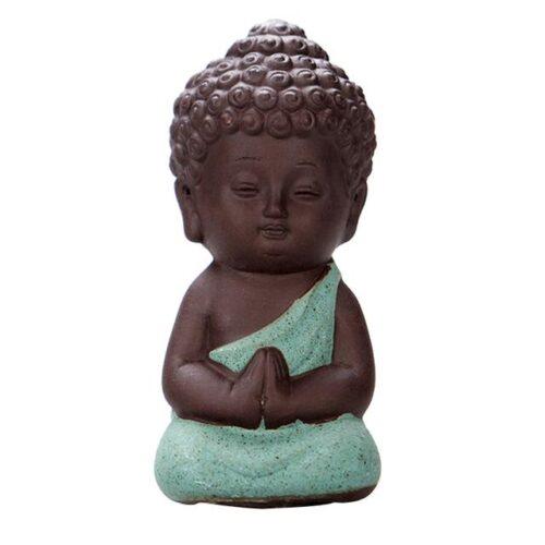 Budha Monk Statue