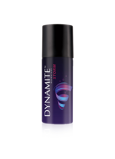 Dynamite  Deodorant – Storm 150  Ml