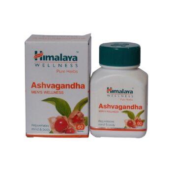 Himalaya Ashvagandha Pure Herbs Tablets