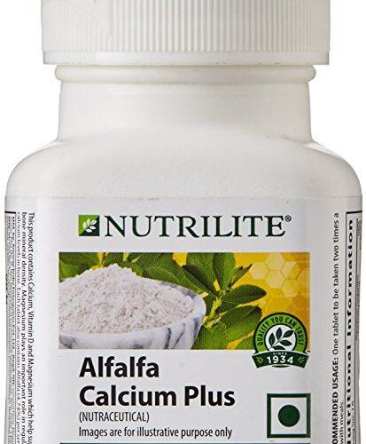 Nutri1ite Alfalfa Calcium  Plus 90N Tablets