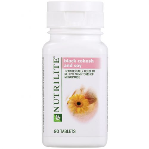 Nutrilite Black Cohosh And Soy 90N Tablets