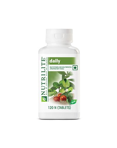 Nutrilite Daily 120N Tablets