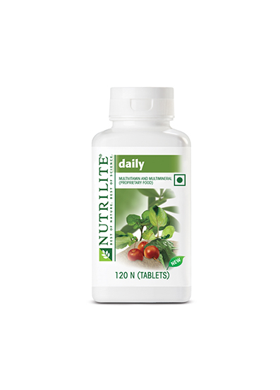 Nutrilite Daily 120N Tablets