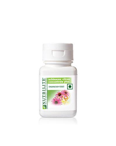 Nutrilite Echinacea-Citrus  Concentrate  Plus 60N Tablets