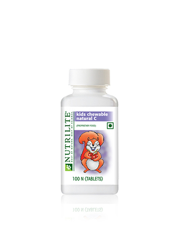 Nutrilite Kids Chewable Natural C 1  OON Tablets