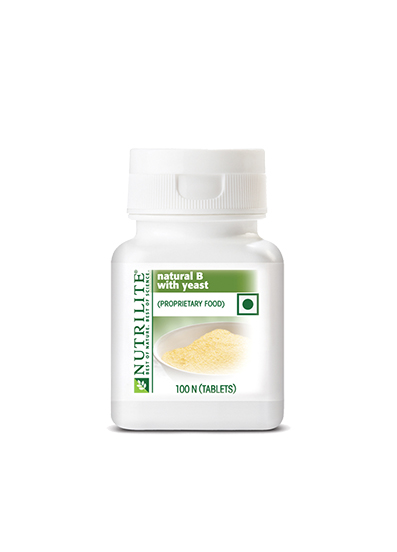 Nutrilite Natural-B With Yeast 100N Tablets