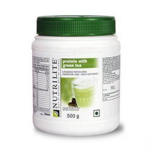 Nutrllite Protein With Green Tea 500 G