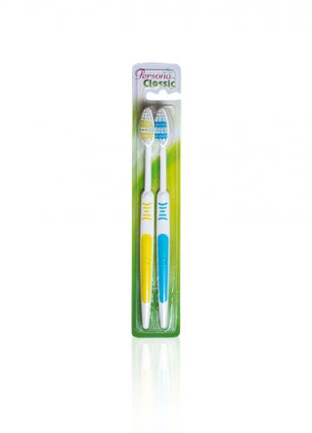 Persona Classic Family Toothbrush (Pack of 2)