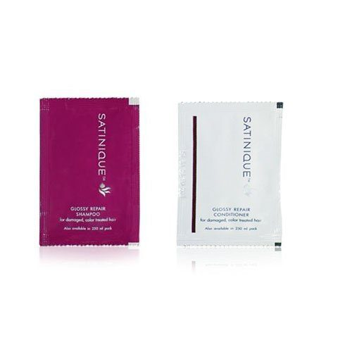 Satinique 2 In  1   Shampoo & Conditioner Sachet 4 Ml