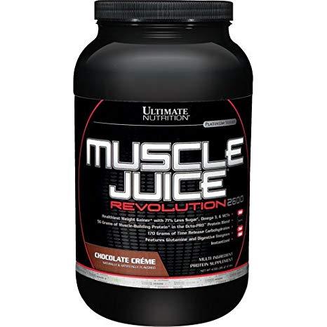 Ultimate Nutriion Muscle Juice 2600