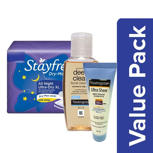 1201601_1-bb-combo-neutrogena-facial-cleanser-50ml-dry-touch-sun-block-30ml-stayfree-pads-7pads