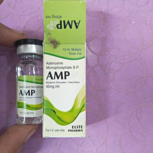 AMP- Adenosine Monophosphate 10ml Injection