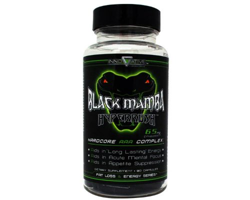 Black Mamba Hyperrush Fat Burner