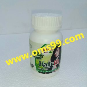 Hair Fit – 100% Ayurvedic / Herbal Medicine For Hairfall / Hair Thinning
