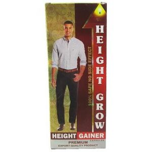 Height Grow Capsule Pack Of 2