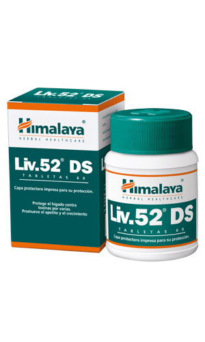Himalaya Liv. 52 ds Tablet