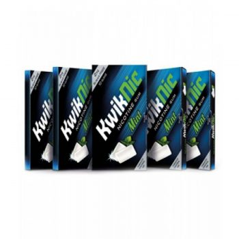 KwikNic 2mg Chewing Gums Mint