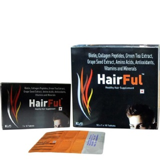 SNT Hairful Healthy Hair Supplement, 100 tablet(s)-