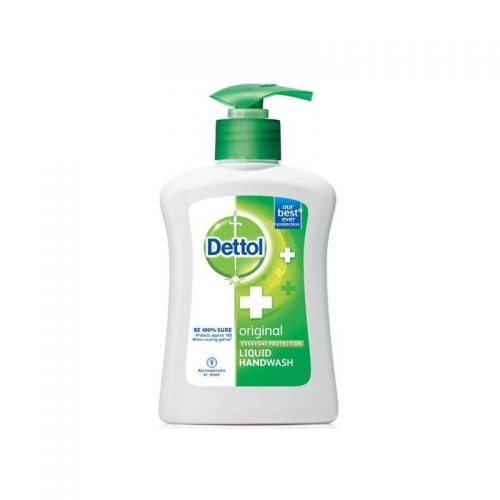 Dettol Original Liquid Hand Wash 125ml