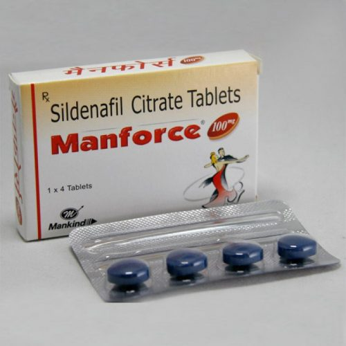 MANFORCE 100MG TABLET – Mankind Pharma Ltd