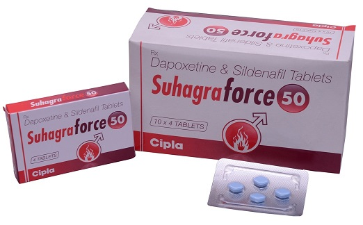 SUHAGRA FORCE TABLET – CIPLA LTD