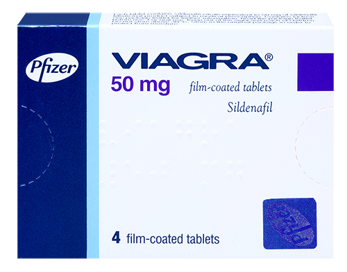 VIAGRA 50MG TABLET – Pfizer Ltd