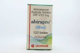 ABIRAPRO 250mg ABIRATERONE ACETATE TABLETS I.P. 250mg – GLENMARK