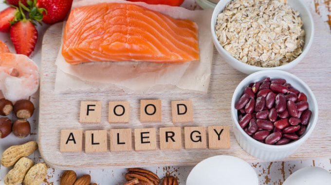 Some Of The Food Allergies