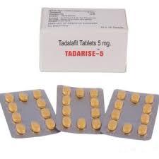 TADARISE 5 MG TABLETS FOR MEN / TADALAFIL 5 MG TABLETS – SUNRISE REMEDIES