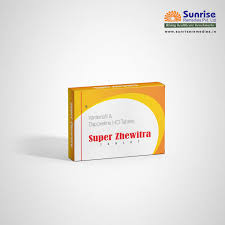 SUPER ZHEWITRA TABLET / VARDENAFIL & DAPOXETINE HCL TABLETS – SUNRISE REMEDIES